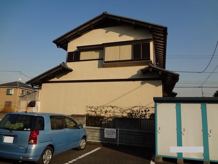綾瀬市の外壁塗装工事例