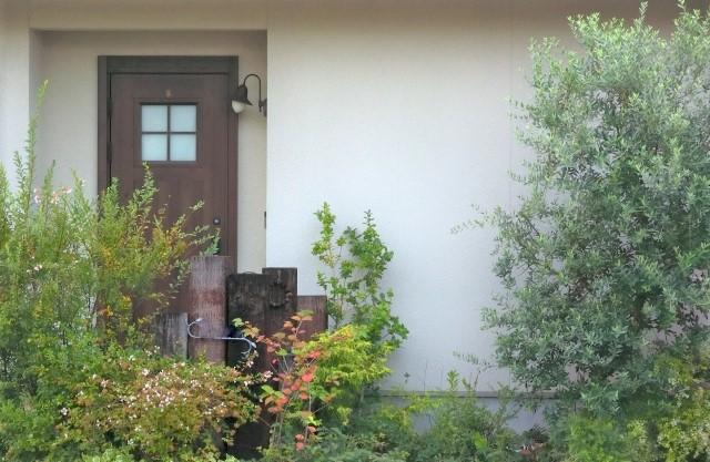 防犯を考えた玄関のリフォーム