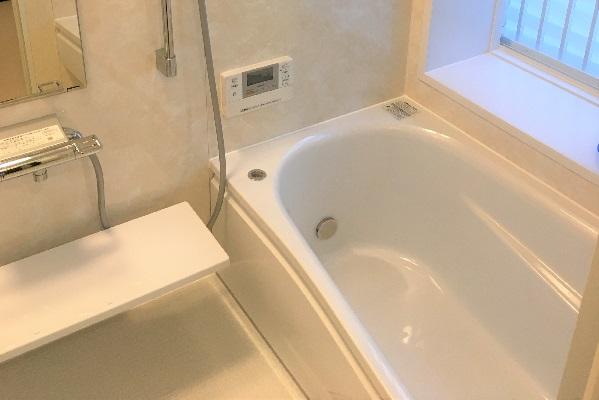 海老名市お風呂のリフォーム事例