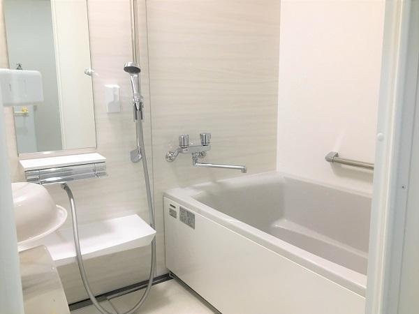 海老名のマンションで浴室リフォーム事例