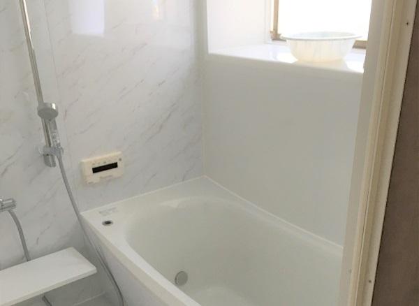 海老名市浴室リフォーム施工例