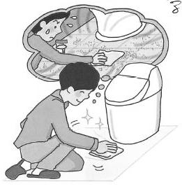 トイレリフォーム掃除がしやすい床材の選び方