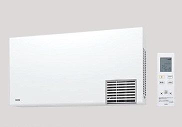 脱衣所の暖房器